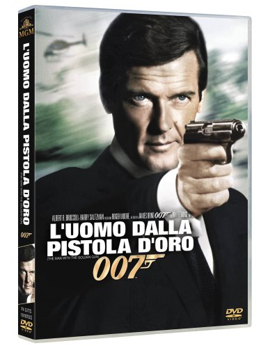 007 L'Uomo Dalla Pistola D'Oro