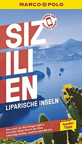 MARCO POLO Reiseführer Sizilien, Liparische Inseln: Reisen mit Insider-Tipps. Inkl. kostenloser Touren-App