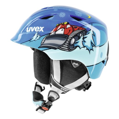 Uvex Airwing 2 - Casco de esquí para joven, niño