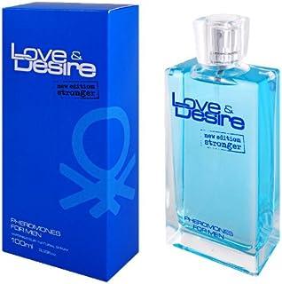 Love&Desire perfumes con feromonas para Hombres 100ml
