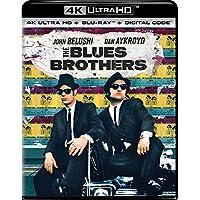 The Blues Brothers [Blu-ray] 4K Ultra HD DVD