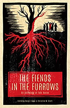The Fiends in the Furrows: An Anthology of Folk Horror by [Steve Toase, Coy Hall, Zachary Von Houser, Lindsay King-Miller, S.T. Gibson, Eric Guignard, Romey Petite, Stephanie Ellis, David Neal, Christine Scott]
