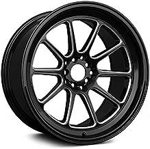 XXR Wheels XXR 557 Wheel with Milled Finish (15x8/4x4.5, 0 Offset)