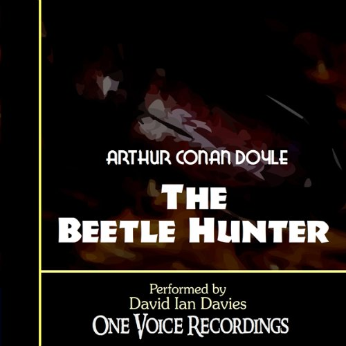 The Beetle Hunter audiobook cover art