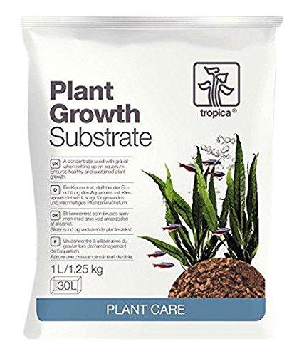 Tropica Plant Growth Aquarium Health Soil Substrate, 1 Litre