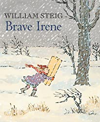 Brave Irene book about determination to reach a destination