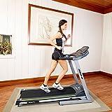 BH Fitness Pioneer Pro Dual Alfombra de Running Unisex, Gris