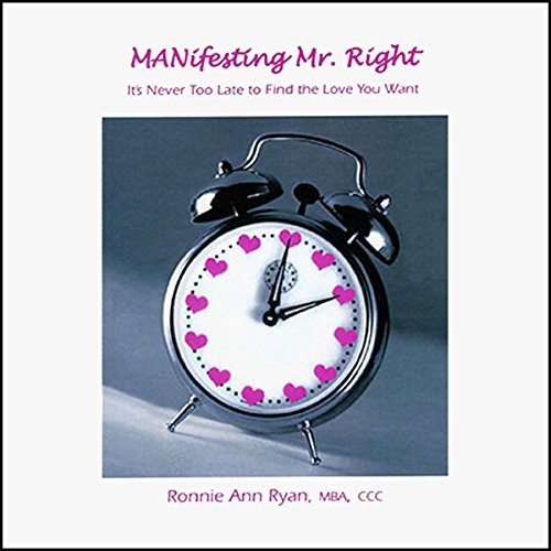MANifesting Mr. Right audiobook cover art