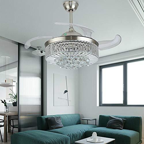 lampadari con pale e telecomando online