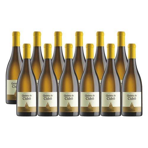 Quinta de Cidrô Chardonnay - Vino Bianco - 12 Bottiglie