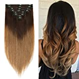 Best Sexybaby Remy Hair Extensions - Double Weft 100% Remy Clip in Human Hair Review