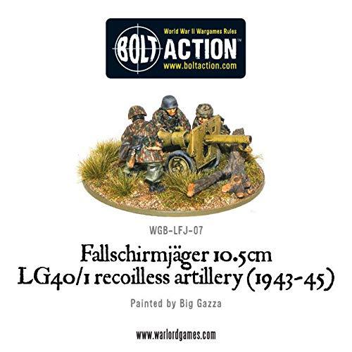 Fallschirmjager 10.5cm LG40/1 Recoilless Gun