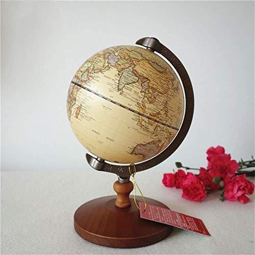 KJHG - Globo interactivo de madera, diseño de globos de estilo retro