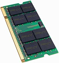 PNY OPTIMA 1GB  DDR2 667 MHz PC2-5300  Notebook / Laptop SODIMM Memory Module MN1024SD2-667
