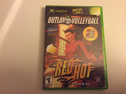 Outlaw Volleyball Red Hot - Xbox - US