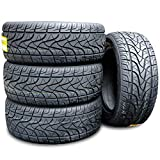 Set of 4 (FOUR) Fullway HS288 All-Season Performance Radial Tires-285/50R20 285/50/20 285/50-20 116H Load Range XL 4-Ply BSW Black Side Wall