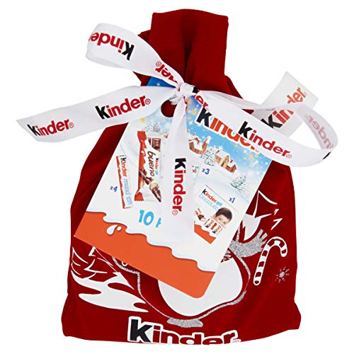Kinder Sacchetto Happy Snack - 10 pezzi (290,5g)