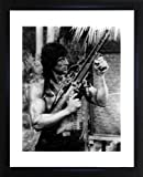 Picture Favourites Sylvester Stallone gerahmtes Foto