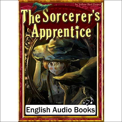 『The Sorcerer's Apprentice(まほう使いの弟子・英語版)』のカバーアート
