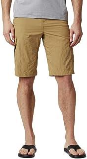 Columbia Silver Ridge II - Pantaloncini Cargo da Uomo, Crouton, L