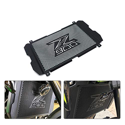 Metermall Home Motorcycle Accessories Radiator Grille Cover Guard for voor Kawasaki Z900 Z 900 2017 2018 2019