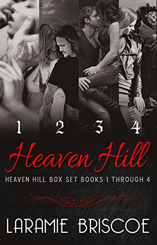 Heaven Hill Series Box Set (Books 1-4) by [Laramie Briscoe, Kari Ayasha, Lindsay Hopper]