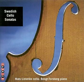 Swedish Cello Sonatas