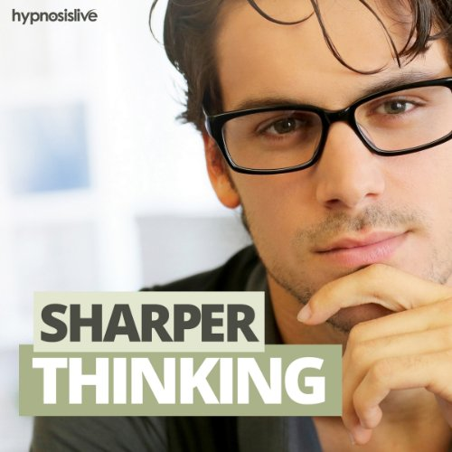 Sharper Thinking Hypnosis cover art