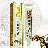 Huatuo Hemorrhoids Cream-Chinese Herbal Hemorrhoids Cream, Natrual Hemorrhoids Cream, Anal Cream for Internal Hemorrhoids Piles External Anal Fissure (2PCS)