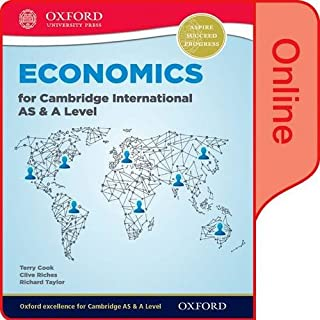 Economics for Cambridge International AS and A Level Online Student Book (First Edition)