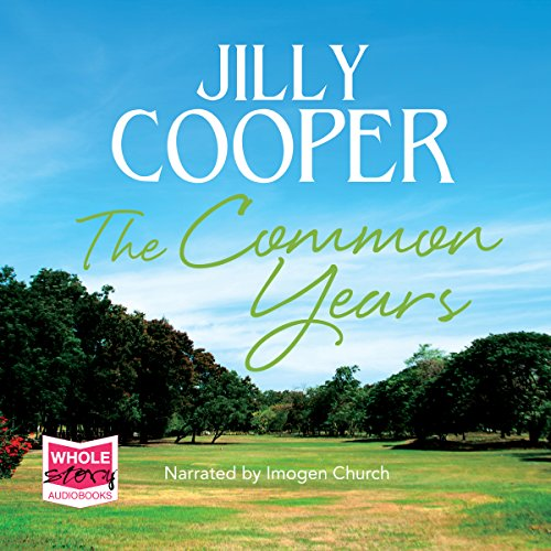 The Common Years audiobook cover art