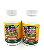 Zero Appetite - Well-Known Carbohydrate Blocker 90 Count Per Bottle - Caffeine Free Skinny Diet Pills - White Kidney Bean Extract 500mg (2) 90 Count Bottles