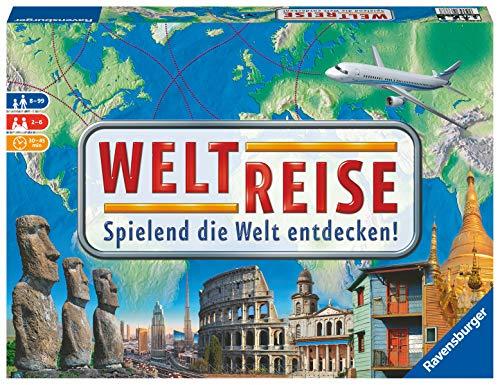 Ravensburger 26888 Weltreise 2020 Spiele