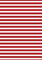 igsticker ポスター ウォールステッカー シール式ステッカー 飾り 1030×1456㎜ B0 写真 フォト 壁 インテリア おしゃれ 剥がせる wall sticker poster 009032 その他 シンプル ボーダー 赤