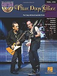 Guitar Play-Along Vol.170 Three Days Grace + Cd