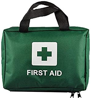 99pcs Supreme First Aid Kit Bag - Inc. Eye Wash, Crepe, Ice