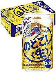 【新ジャンル/第3のビール】キリン のどごし<生> [ 350ml×24本 ]