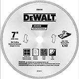 DEWALT DW4791 7-Inch Tile Blade