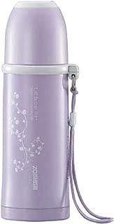 象印マホービン(ZOJIRUSHI) 水筒 ステンレス マグ ボトル コップ タイプ 360ml 250ml パープル ピンク SS-PC-20-VV