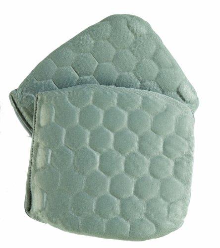 McDavid 6145 Football Knee Pad, Grey, One Size