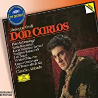 OR: Verdi: Don Carlos [3 CD] by Placido Domingo (2013-11-11)
