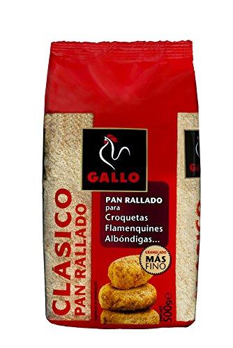 Gallo - Pan Rallado - 500 grs