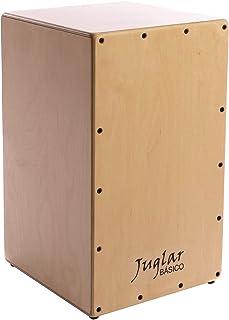 Cajón Flamenco Adulto Juglar Básico H | Cuerpo en Abedul de 10mm. Tapa golpeadora en Abedul de 3,5mm. Sistema de afinación...