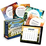 Daily Inspiration from Wayne Dyer 2021 Calendar (Calendars 2021)