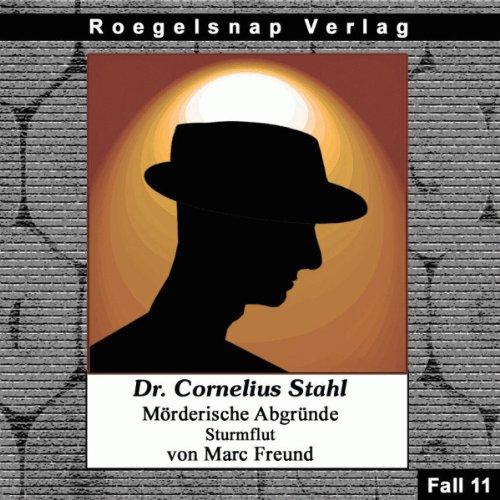 Sturmflut: Dr. Cornelius Stahl - Mörderische Abgründe 11