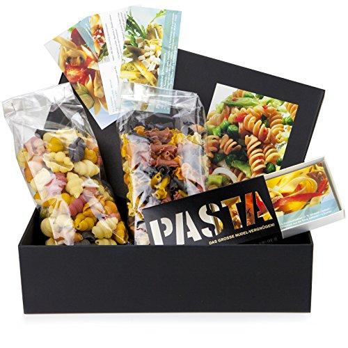Das Geschenkset Pasta Rezepte und Nudeln