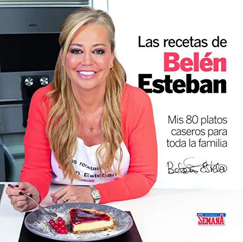 Las recetas de Belén Esteban