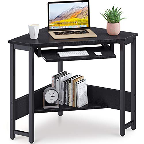 Triangle Computer Desk For Home Office