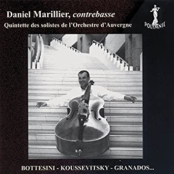 Daniel Marillier, contrebasse
