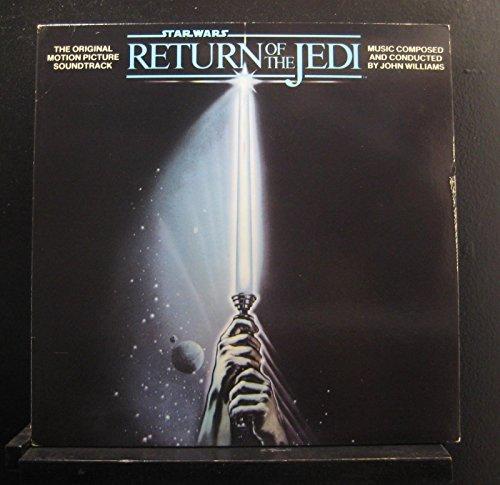 John Williams : Star Wars / Return Of The Jedi - The Original Motion Picture Soundtrack [Vinyl]